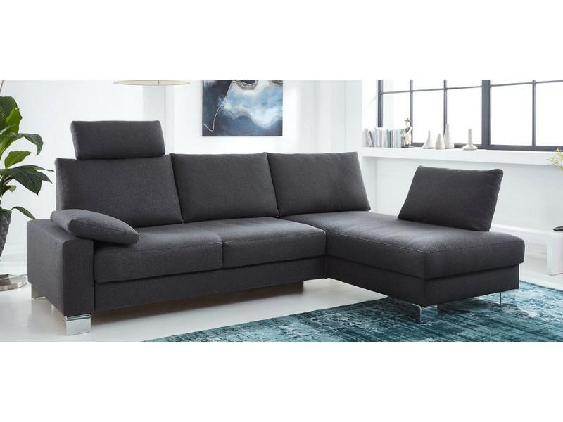 bali flexa schlafsofa 2017 mit longchair rechts und steckkissen und k. Black Bedroom Furniture Sets. Home Design Ideas