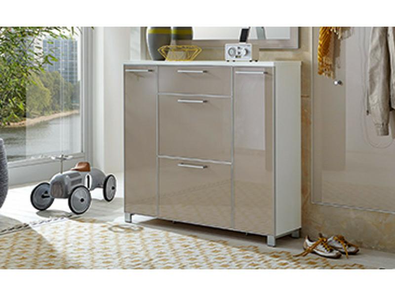 voss m bel santina schuhschrank 318 532 00. Black Bedroom Furniture Sets. Home Design Ideas