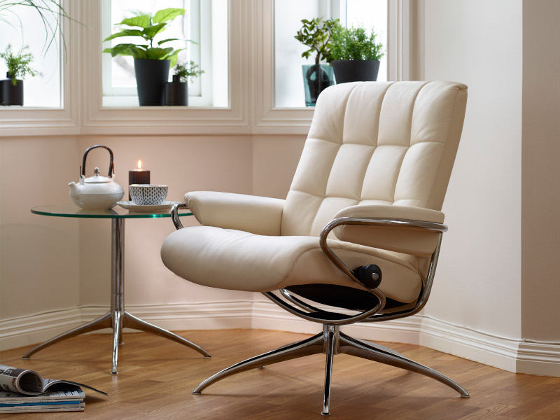 Stressless Sessel London Low Back 109000