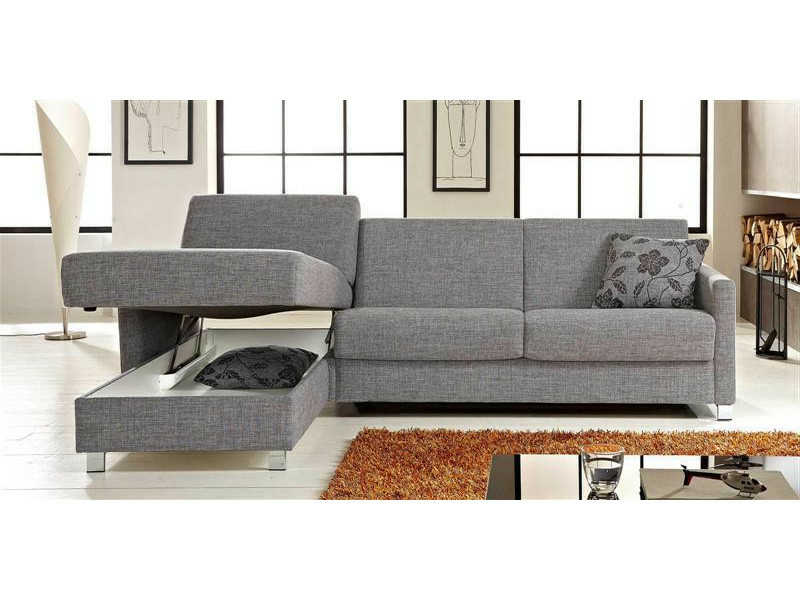 bali messina schlafsofa mit longchair gro links armlehne. Black Bedroom Furniture Sets. Home Design Ideas