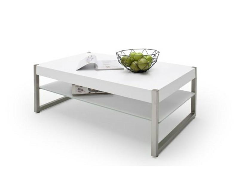 Mca Furniture Couchtisch Migel Weiss Matt 58164wz2 157 00