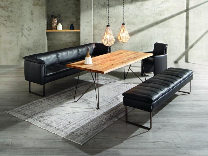 Hoekbank W Schillig.Willi Schillig Lounge Solitarbank 11752