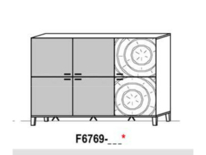 Schröder Kitzalm Living Highboard F6769