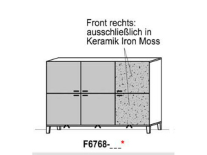 Schröder Kitzalm Living Highboard F6768