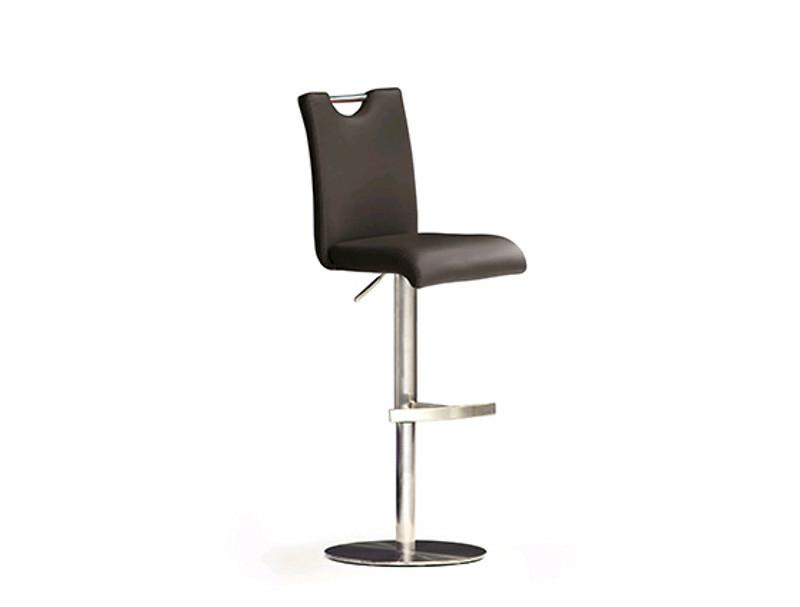 Mca furniture barstuhl bardo bodenplatte rund aus for Barhocker xooon