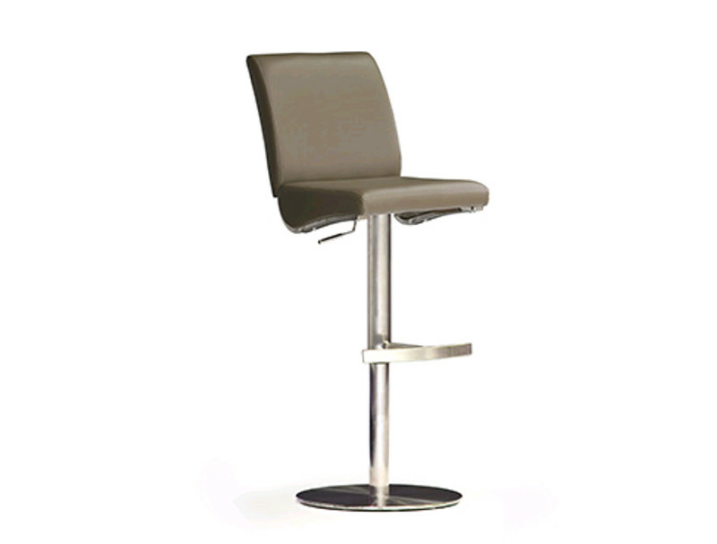 Mca furniture barstuhl barhocker diaz bodenplatte rund for Barhocker xooon