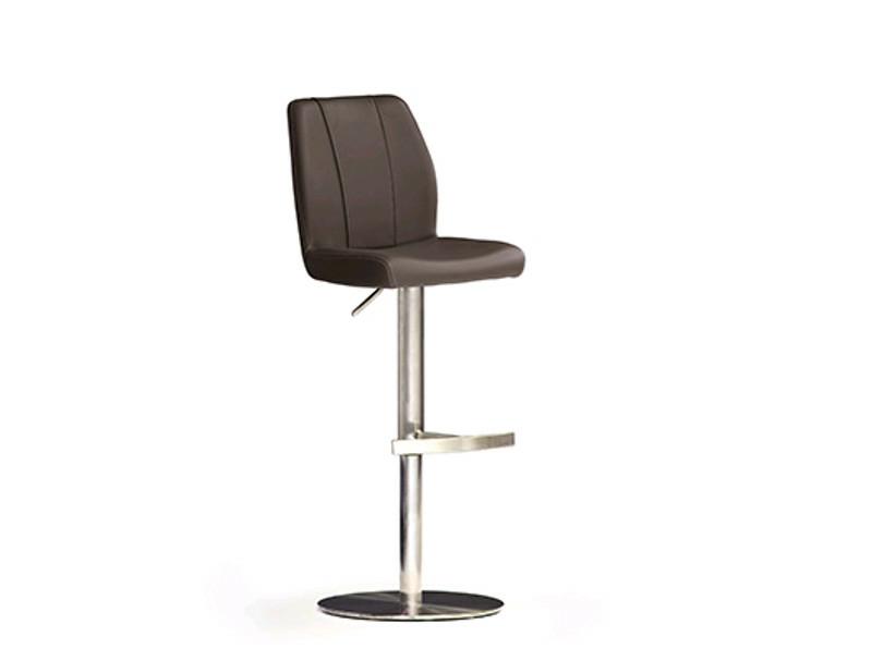 Mca furniture barstuhl barhocker naomi bodenplatte rund for Barhocker xooon