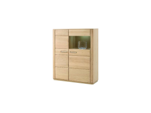 MCA Furniture Kombi-Highboard links Sena T22