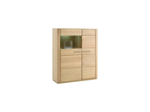MCA Furniture Kombi-Highboard rechts Sena T23