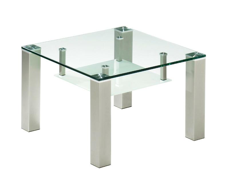 Vierhaus couchtisch glas 4271 300 99 215 00 for Couchtisch 65x65