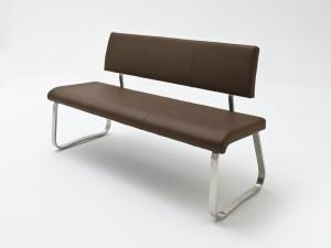 mca furniture 2er set schwingstuhl arco i lederoptik 129 00 eur. Black Bedroom Furniture Sets. Home Design Ideas