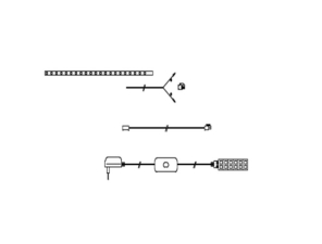 MCA Furniture  Set 5 LED Band   05085ZB