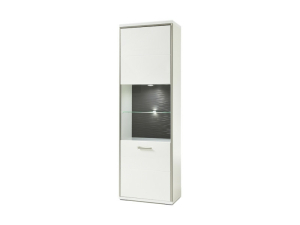 MCA Furniture Trento Vitrine L - TRE83T10