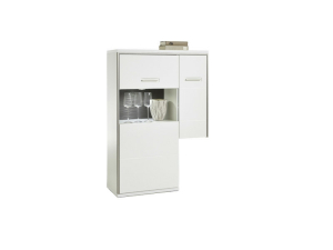 MCA Furniture Trento Anstell-Highboard L - TRE83T22